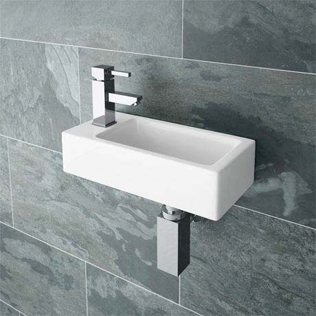 Small basin on the wall